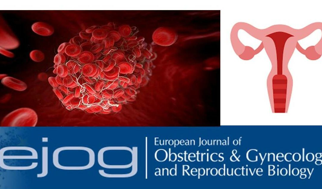 Artículo Thromboprophylaxis in gynecologic cancer