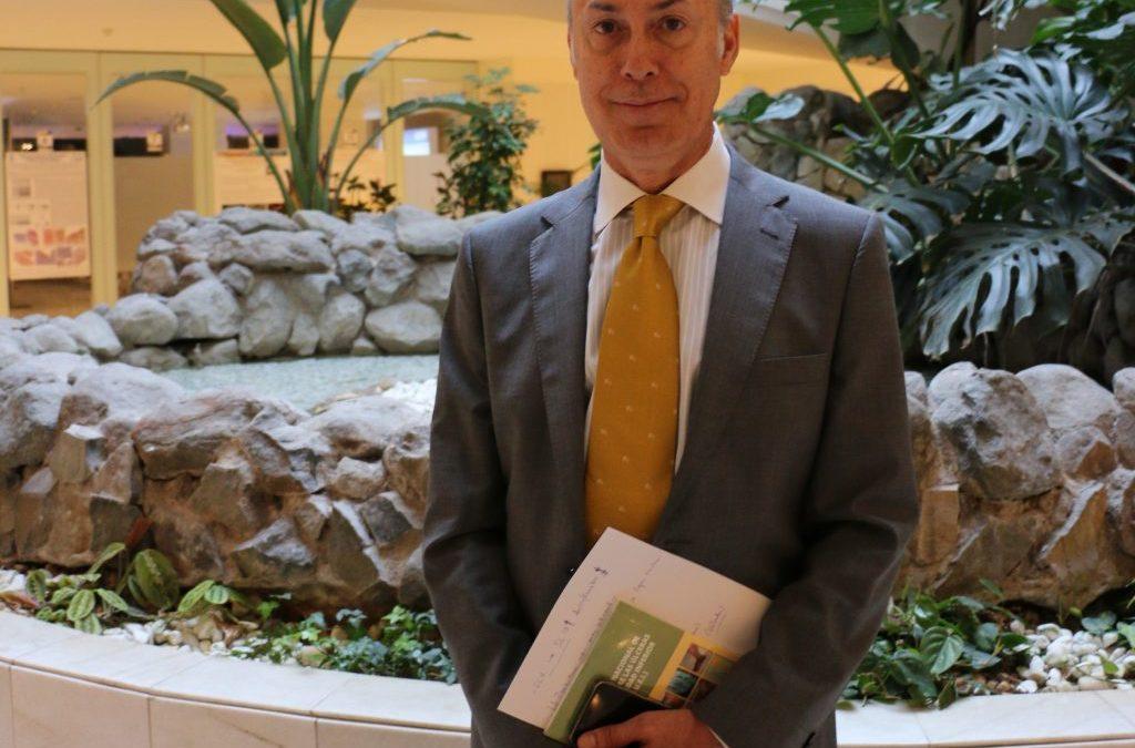 El Dr. Rodrigo Rial nombrado nuevo presidente del Capítulo Español de Flebología y Linfología de la SEACV.