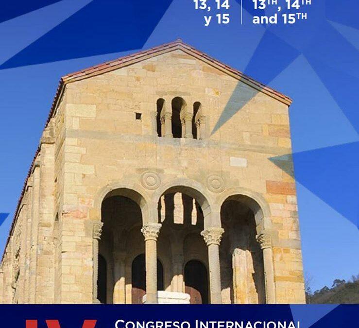 El Dr. Rodrigo Rial en el IV Congreso Internacional de Cirugía Endovascular celebrado en Oviedo del 13 al 15 de noviembre.