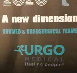 El Dr. Rial habla de los nuevos apósitos de Urgo Medical.