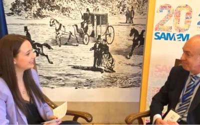 Entrevista con el Dr. Rial en SAMEM 2020.