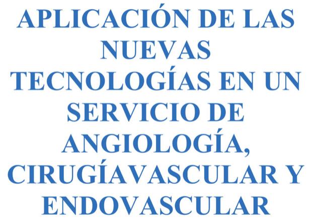 El Dr. Rodrigo Rial, coautor del documento publicado por el Capítulo de Cirugía Vascular.