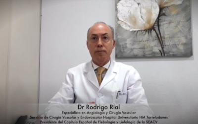 Pautas para el tratamiento de la Enfermedad Venosa Crónica después del confinamiento.
