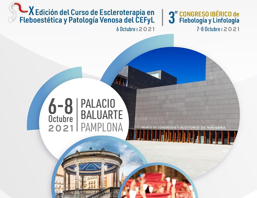 28º Congreso Nacional del Capítulo de Flebología y Linfología de SEACV.